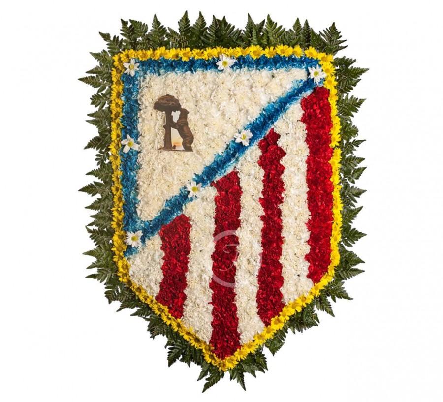 Corona Funeraria Escudo Atlético de...