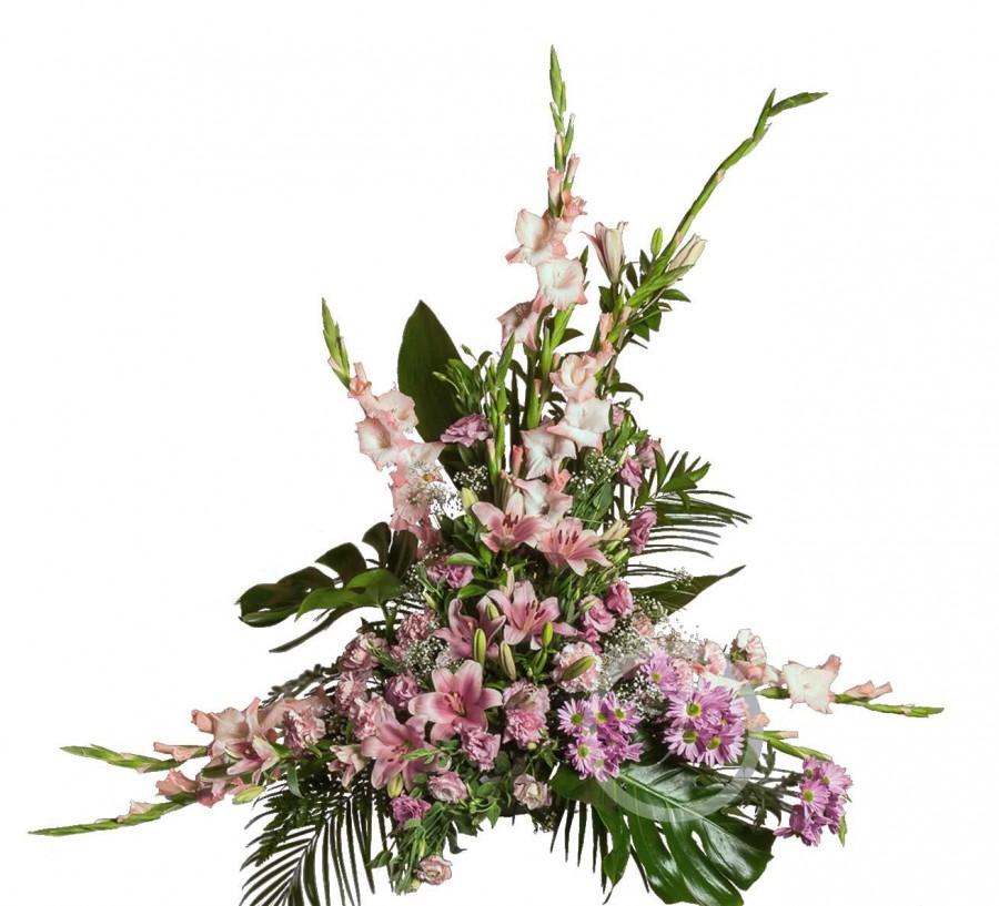 Centro Fúnebre de Flores Malvas