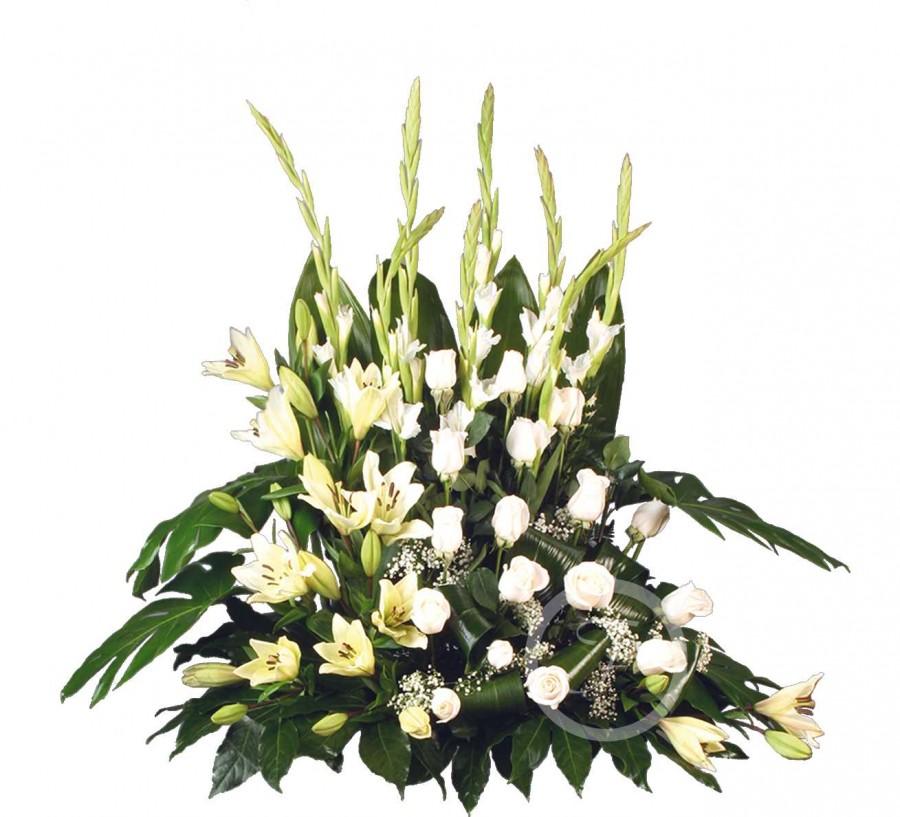 Centro Funerario de Flores Blancas